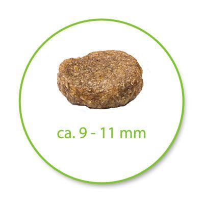 غذای خشک مناسب گربه بالغ با طعم گوشت بره برند هپی کت 10 کیلوگرمی