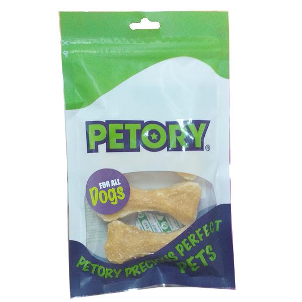 کرانچی با طعم مرغ مناسب سگ مدل استخوان برند Petory