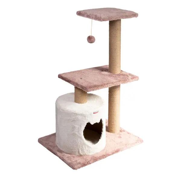اسکرچر و لانه گربه مدل شمشاد برند کدیپک