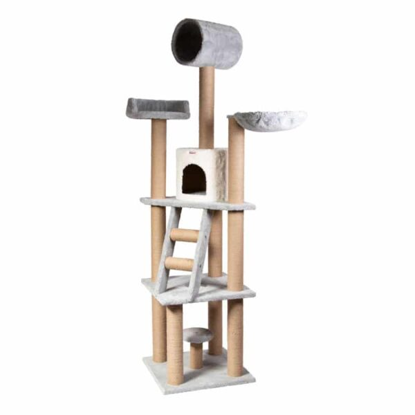 اسکرچر، لانه، جای خواب و درخت گربه مدل بلوط برند کدیپک