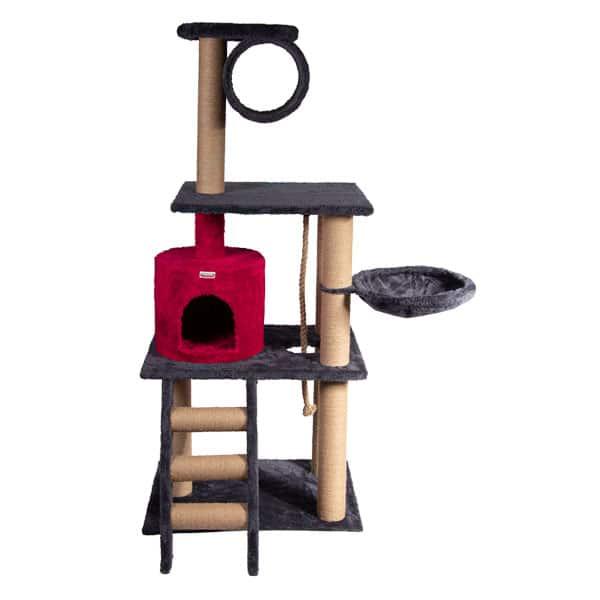 اسکرچر، لانه، جای خواب و درخت گربه مدل انار برند کدیپک