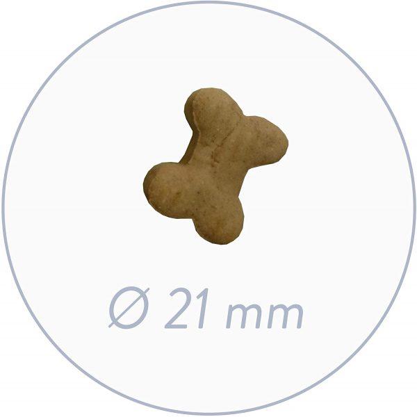 بیسکوئیت مینی مخلوط مناسب سگ برند بوش 1 کیلوگرمی