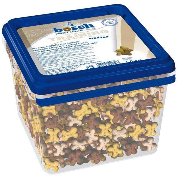 بیسکوئیت مینی مخلوط مناس سگ برند بوش 1 کیلوگرمی