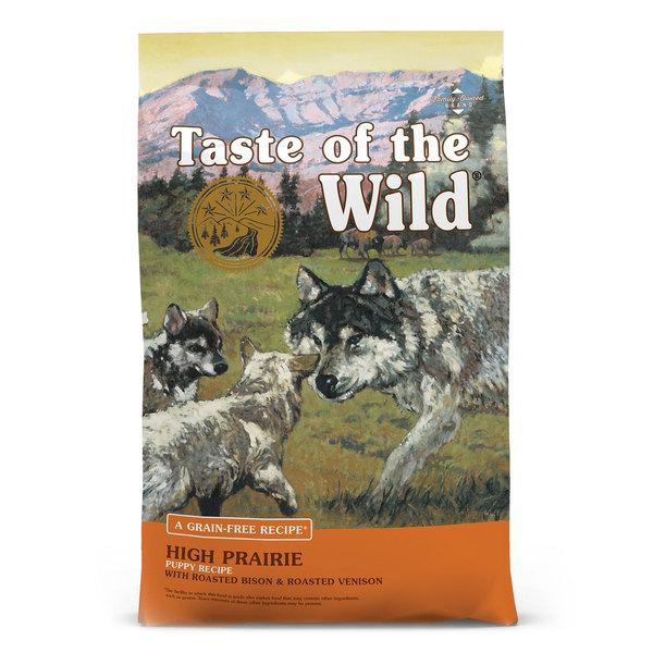 غذای خشک توله سگ High Prairie Puppy برند Taste Of The Wild
