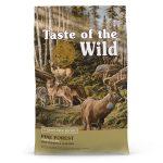 غذای خشک سگ بالغ Pine Forest برند Taste of the wild