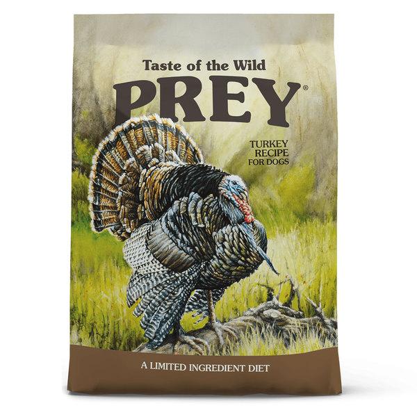 غذای خشک سگ بالغ Turkey Limited برند Taste Of The Wild