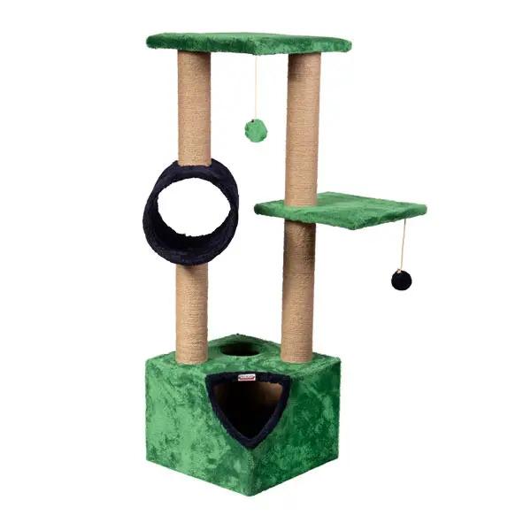 اسکرچر، لانه و درخت گربه مدل پسته برند کدیپک