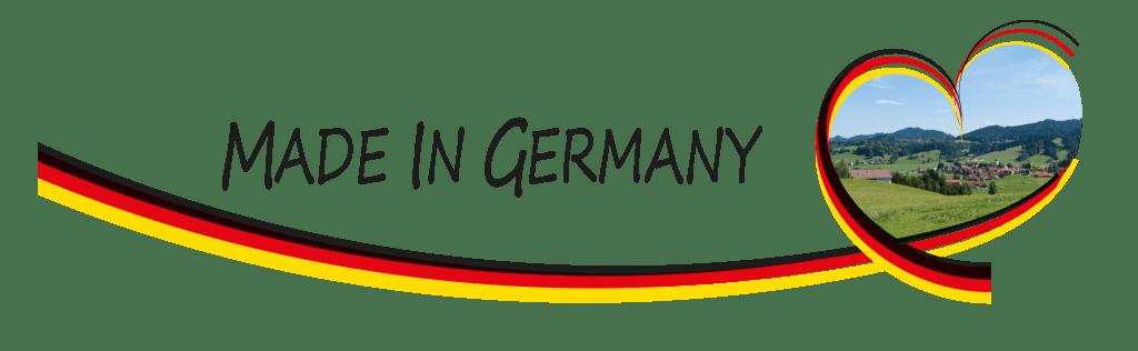 غذای درمئو آلمانی