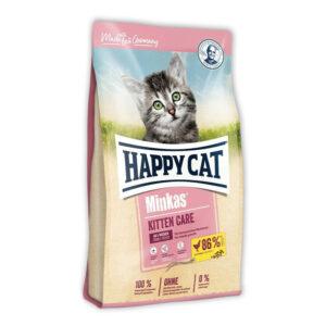 غذای بچه گربه هپی کت مینکاس کیتن وزن ۱۰ کیلوگرم