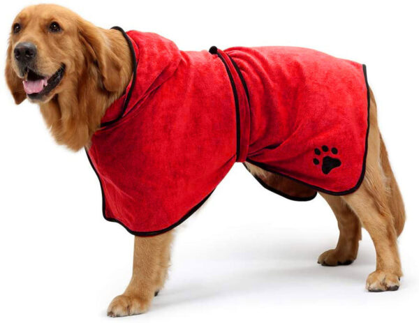 حوله لباسی مناسب سگ و گربه سایز متوسط