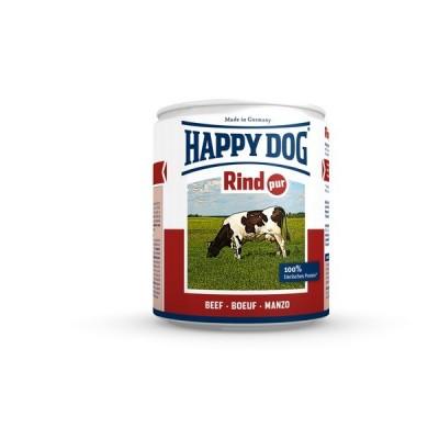 کنسرو سگ بالغ حاوی گوشت گاو برند هپی داگ