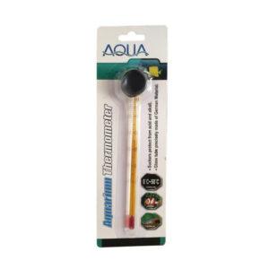 Aqua aquarium termometere