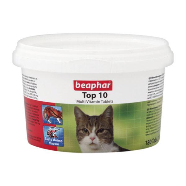 BEaphar top 10 for cat