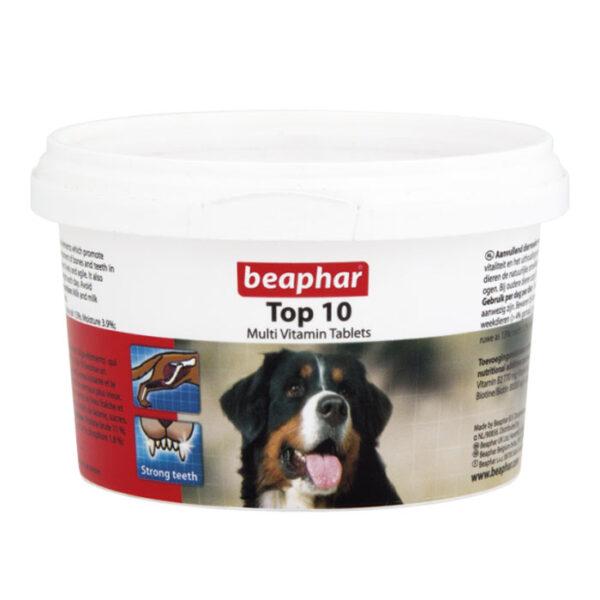 Beaphar Tap 10 Multi Vitamin Tablets For Dog