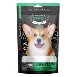 CaowPizzle_Encourage_Of_MAD_COW_Brand_For_Dog