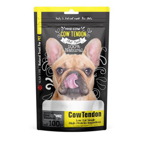 تشویقی سگ زردپی گاو برند مدکاو