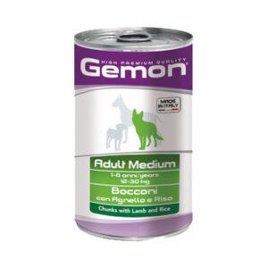 Gemon ChuChunks with Lamb and Rice- Adult Mediu