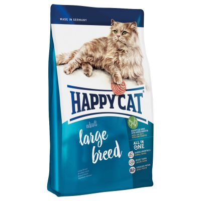 Happy Cat Adult Large Breed Dry Food