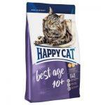 غذای خشک مناسب گربه بالای 10 سال برند هپی کت 4 کیلوگرمی