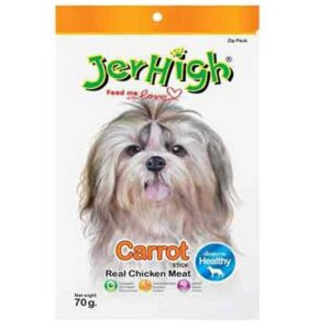 JerHigh-Carrot-Stick-Dog-Treats-with-Real-Chicken