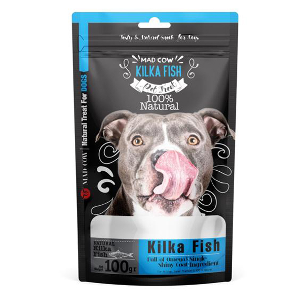 Kilka_Fish_Encourage_Of_MAD_COW_Brand_For_Dog