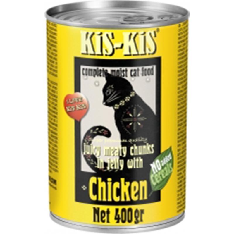 کنسرو سگ با طعم مرغ کیس کیس