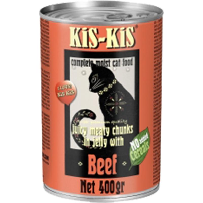 کنسرو سگ با طعم گوشت کیس کیس
