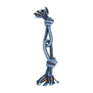 M-PETS-Twist-Eight-Knotted-Rope-Assortment-Blue