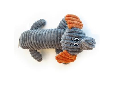عروسک مدل فیل مناسب سگ نژاد متوسط و کوچک برند ام پتس