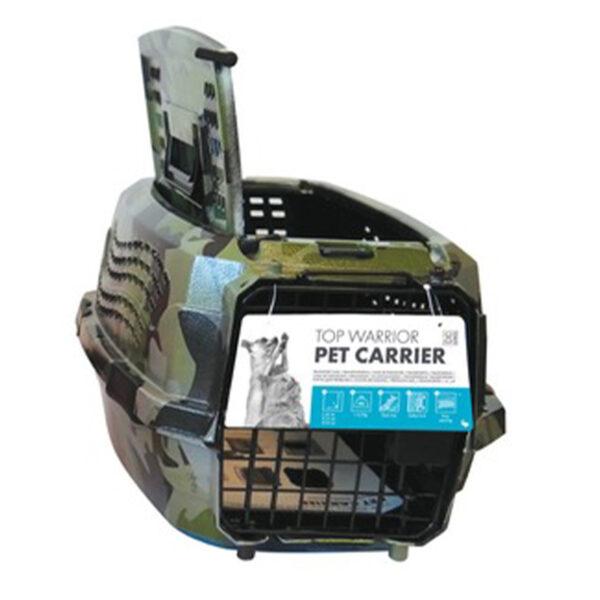 باکس حمل مخصوص سگ درب فلزی مدل چیریکی
