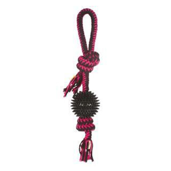 M-PETS_Twist_Prickly_Ball-Red