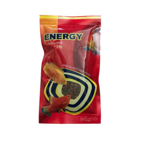 Mahiran Dried Fish Food Energy Model