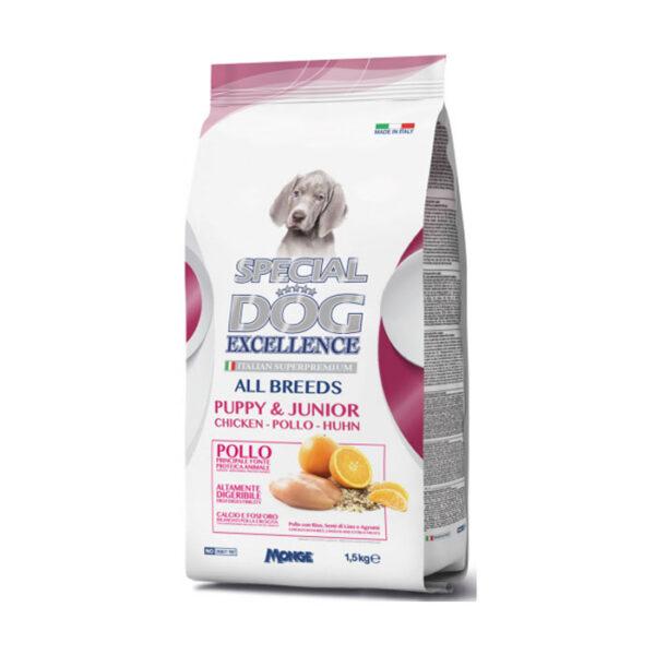 Monge Dog Dry food