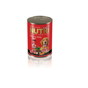 NUTRI PET CHUNKY