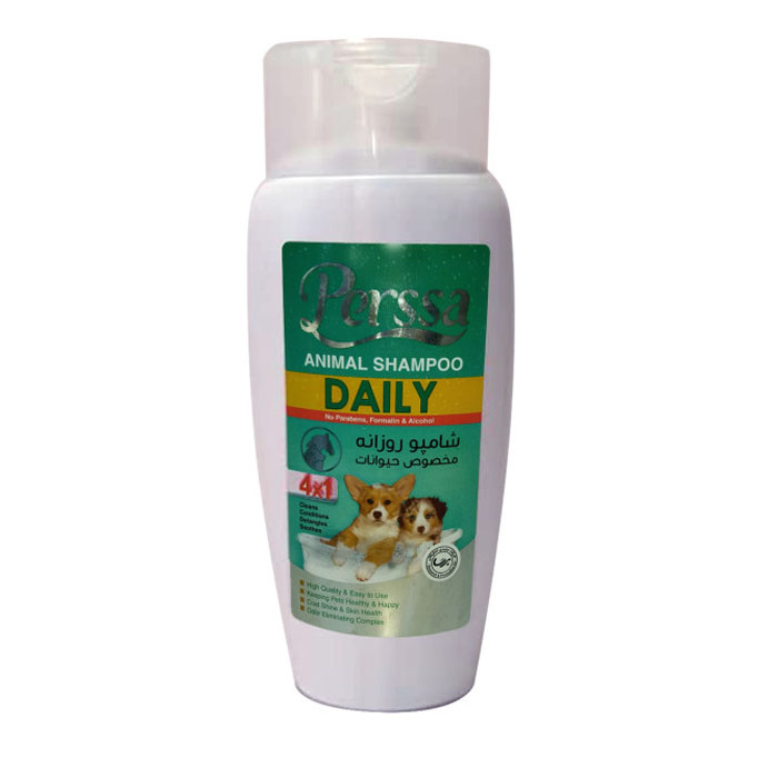 Perssa animal shampoo daily