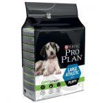 غذای خشک مناسب توله سگ نژاد بزرگ با انرژی بالا برند پروپلن 12 کیلوگرمی