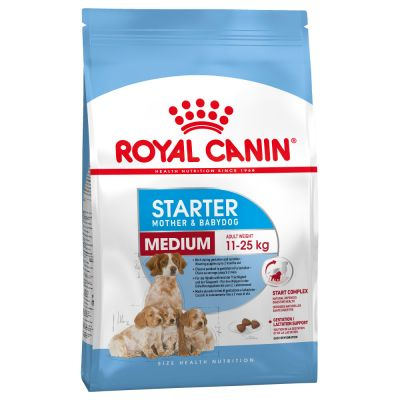 Royal Canin Medium Starter Mother Babydog