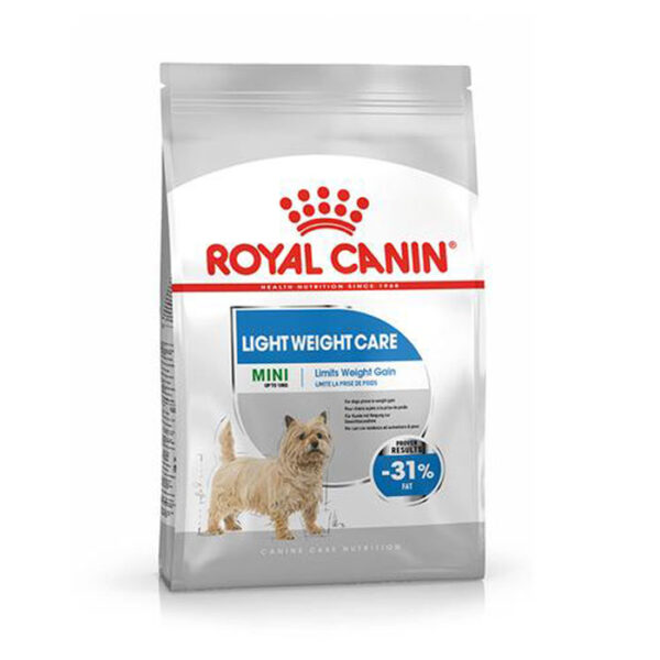 Royal Canin Mini Lightweight Care Dry Dog Food