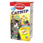 قرص ویتامینه با عصاره سنبل الطیب مناسب گربه برند سانال 400 گرمی