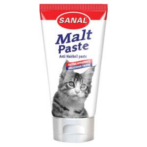 Sanal-Malt-Paste-Anti-Hairball
