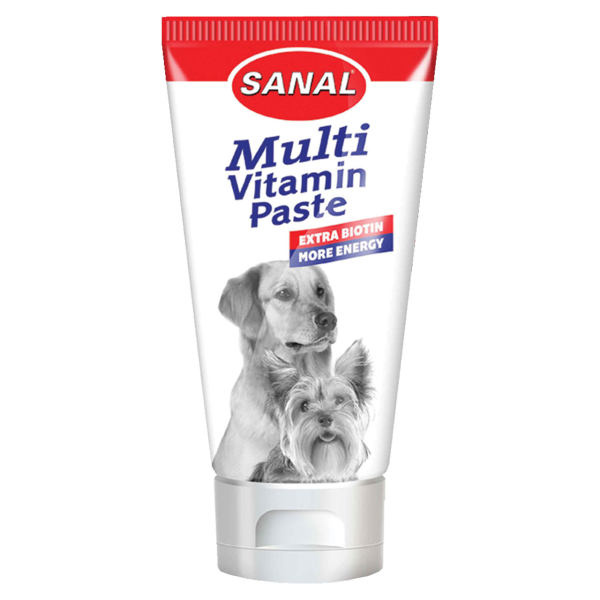 Sanal paste multivitamin for dog