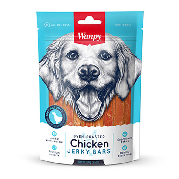 تشویقی سگ با طعم مرغ ونپی