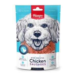 تشویقی سگ مرغ Chicken Sausages ونپی