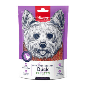تشویقی مناسب سگ با طعم گوشت اردک Fillets ونپی