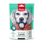 تشویقی مناسب سگ با طعم گوشت بره مدل Lamb Sausagess برند ونپی