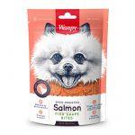 تشویقی مناسب سگ با طعم ماهی سالمون برند ونپی 100 گرمی
