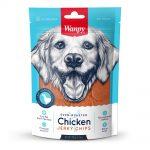 تشویقی مناسب سگ با طعم مرغ مدل Jerky Chips برند ونپی
