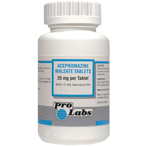 acepromazine soothing pills for dogs and cats قرص آرامبخش آسه پرومازین سگ و گربه