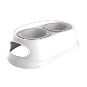 bowls-dog