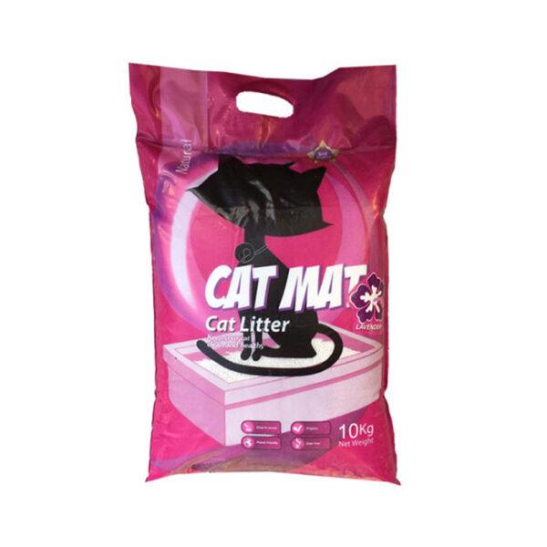 cat mat cat litter 10kg